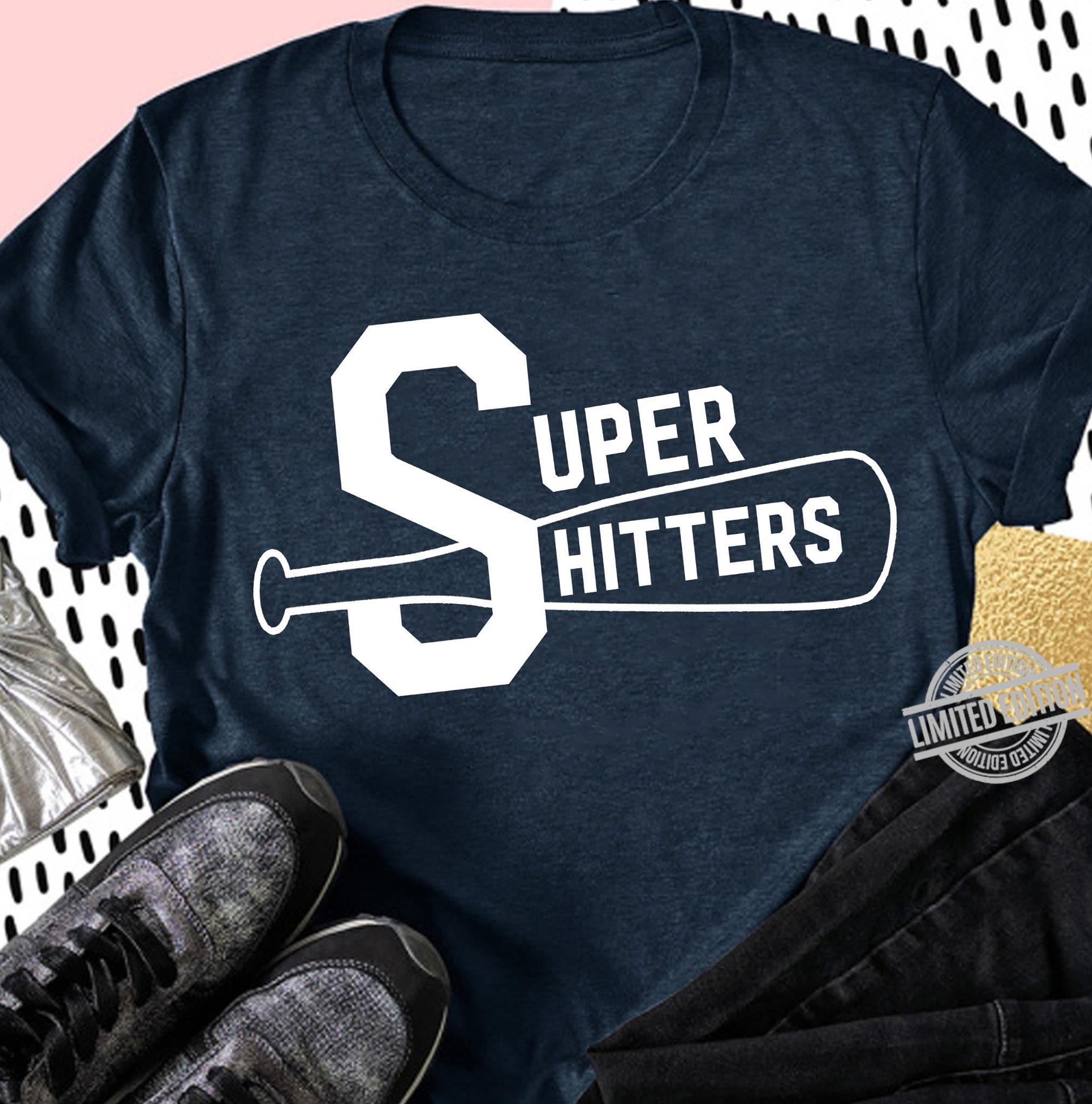 Super Shitters Shirt
